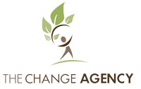 The change agency logo
