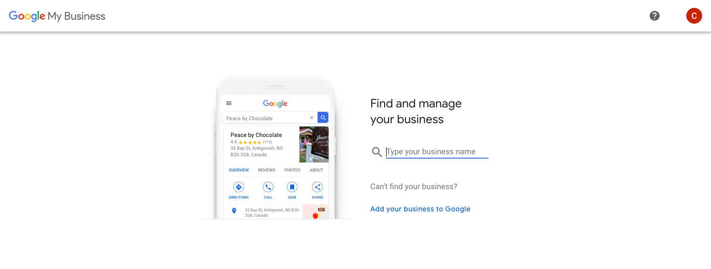 Google My Business - Add Company Name - Monalo Media Vancouver