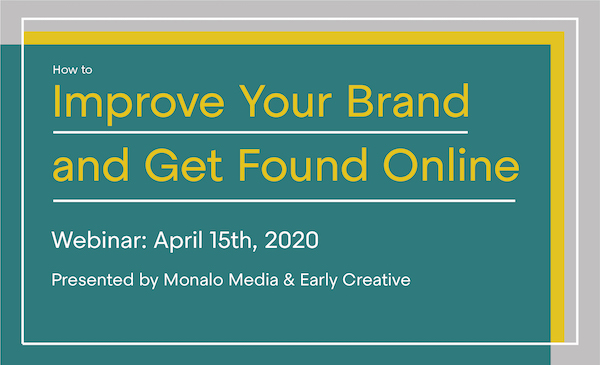 Improve your brand and get it found online